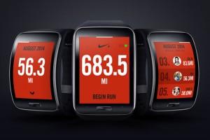 Samsung ve Nike'dan yeni bir uygulama Nike+ Running
