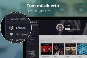 Deezer, yeni tasarımını kullanıcılarla buluşturdu