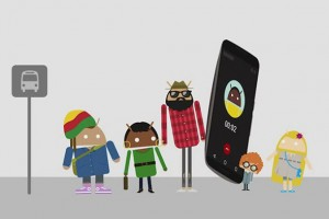 Google'ın yeni Android reklamları yayında