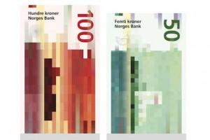 Norveç'in yeni parasını gördünüz mü