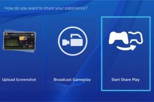 PS4 ile artık oyunları arkadaşlarınızla paylaşmanızı imkân verecek