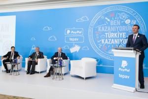 PayPal ve TEPAV, Türkiye'nin e-ihracat haritasını ortaya koydu