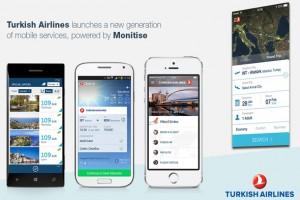 Türk Hava Yolları mobilde yeni bir döneme yepyeni yüzüyle giriyor