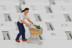 Türkler online alışverişte dünyayı geride bıraktı
