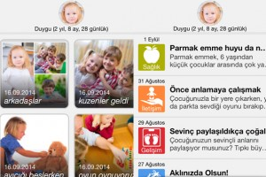 Vodafone ile çocukların ilk 6 yılı anne ve babaların cebinde