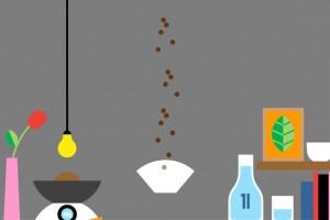 İyi kahveye ulaşmanın adımları bu interaktif sitede anlatılıyor