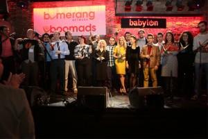 4. Bumerang Ödülleri 10 Aralık'ta düzenlenecek