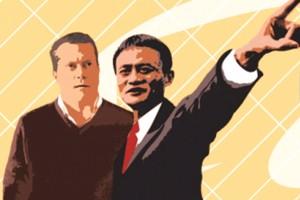 Alibaba.com'un gerçek hikâyesi, 'Yangzte nehrinde bir timsah'ta