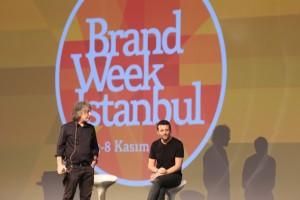 Perguen karikatüristleri Brand Week İstanbul sahnesindeydi