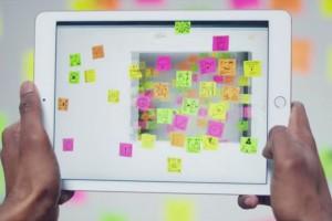 Apple'ın yeni iPad reklamı yayında
