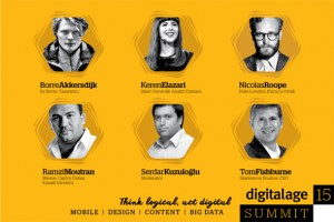Digital Age Summit 2015, 12-13 Mayıs'ta