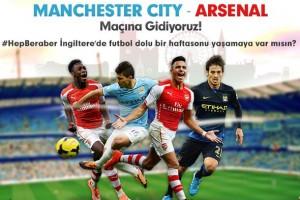 Digiturk'ün 'Hep Beraber' projesiyle 4 futbolsever Manchester'da futbol dolu bir hafta sonu geçirecek