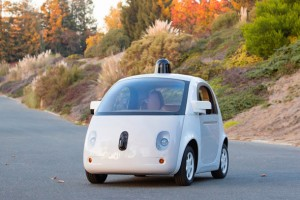 Google, sürücüsüz araç prototip çalışmasını tamamladı