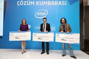 Intel Çözüm Kumbarası ile sosyal inovasyon fikirleri hayata geçiyor_