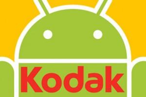 Kodak'tan Android akıllı telefon