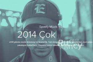 Spotify'ın Year in Music değerlendirmesi