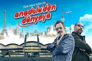 Türk Hava Yolları ile Anadolu'dan Dünyayı keşfe çıkın