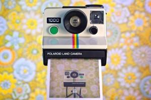 Vintage fotoğraf makineleri bu kez kendi selfie'lerini çekiyor