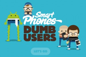 smartphones-dumb phones