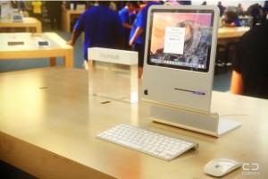 Apple'ın ilk Macintosh bilgisayarına modern güncelleme
