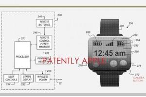 Apple, giyilebilir kameranın patentini aldı