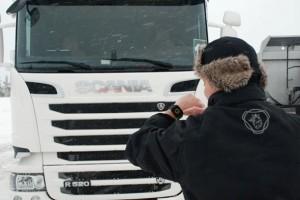 Bu akıllı saat, kamyonlarla iletişim kuruyor