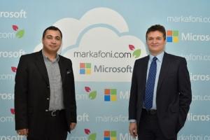 Bulut AVM, Markafoni ve Microsoft'tan moda dünyasına  yön verecek