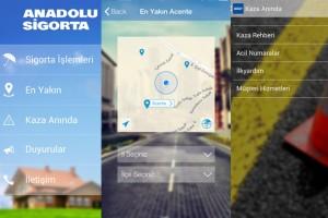 anadolu sigorta_yeni uygulama