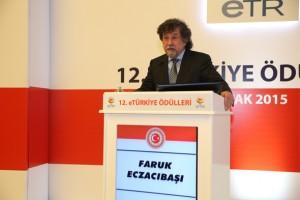 eTürkiye (eTR) Ödülleri TBMM'de sahiplerini buldu