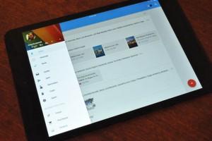 Google'ın Inbox uygulaması iPad