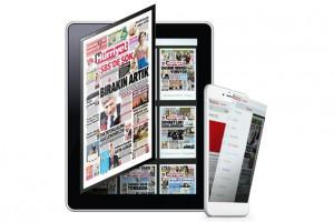 Hürriyet, Samsung Smart TV ile global arenada