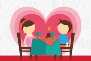 Sevgililer Günü'nde restoran aramaları diğer günlere artıyor