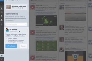 TweetDeck Teams ile Twitter hesaplarınızı şifresiz paylaşın
