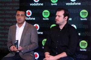 Vodafone Türkiye ile Spotify iş birliği