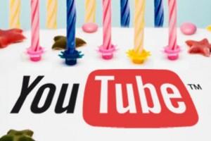 YouTube, 10'uncu yaşını kutluyor