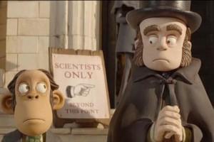 Disney, Charles Darwin hakkında bir film üzerinde çalışıyor