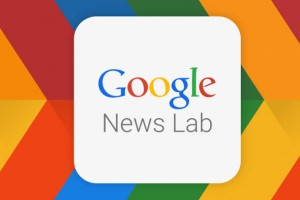 Google'dan gazeteciler için 'News Lab'
