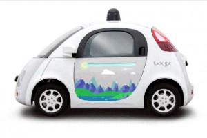 Google sürücüsüz araçları yollarda