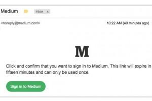 Medium neden şifre kullanmayı tercih etmiyor