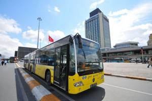 """İETT otobüslerinde """"Karakutu"""" dönemi başlıyor"""