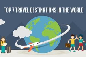 Dünyanın en iyi yedi seyahat rotası