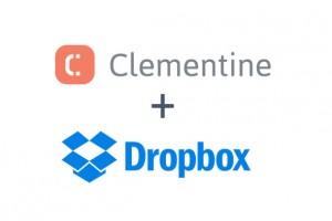Dropbox, iletişim servisi Clementine'i satın aldı