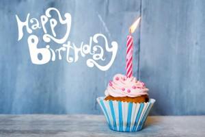 Facebook'ta doğum gününü kutlamak için 1'i tuşlayın