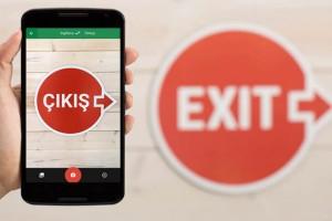 Google Çeviri ile dünyayı Türkçe görün
