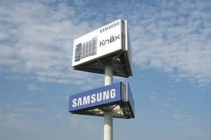 Samsung'un elde ettiği kâr miktarı ikinci çeyrekte yüzde 8 düşüş yaşadı