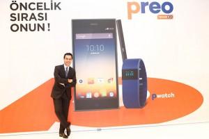 TeknoSA'dan akıllı telefon ve saat markası