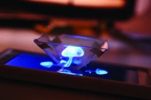 Akıllı telefonunuzu 3D hologram projektöre çevirin