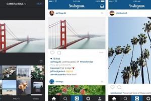 Instagram,  fotoğraflarda kare boyutlandırma koşuluna son veriyor