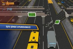 Metrobüs Race in Istanbul oyunu App Store'daki yerini aldı