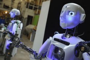 İnsansı robotlar ile bilim kurgu filmleri gerçek oluyor